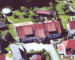 Luftbild vom Grundstück Antik No. 9